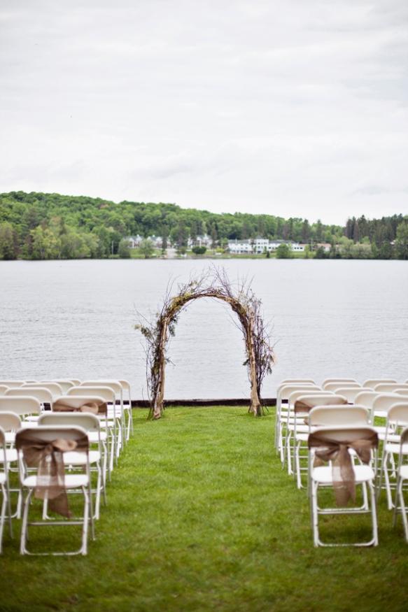 ceremony lake Haliburton
