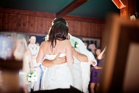 bonnie view inn first dance wedding