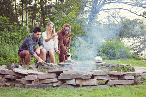 bigfoot campfire engagement