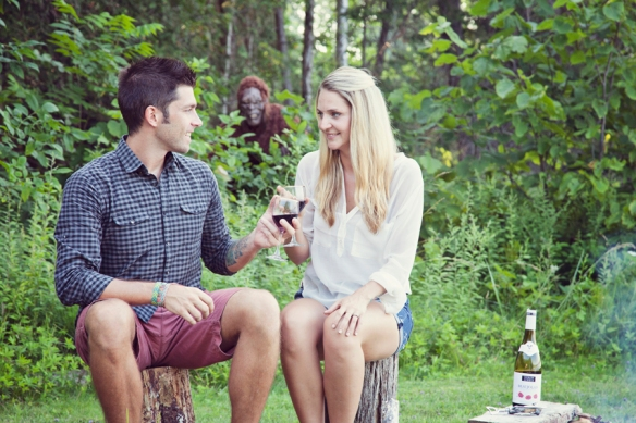 bigfoot engagement haliburton