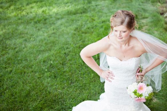 bride groom hair