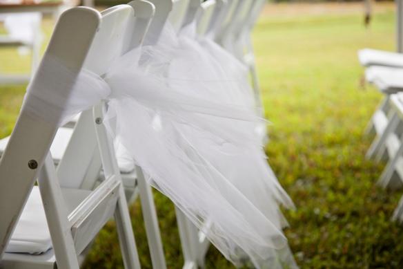 ceremony chairs wedding