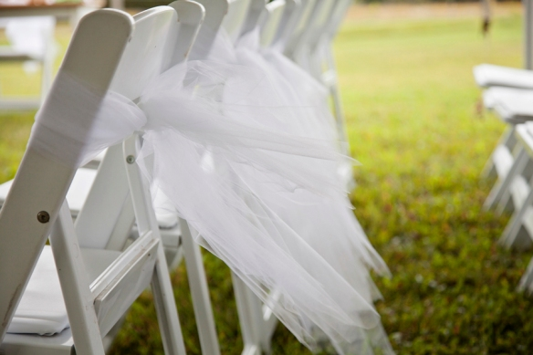 ceremony chairs wedding