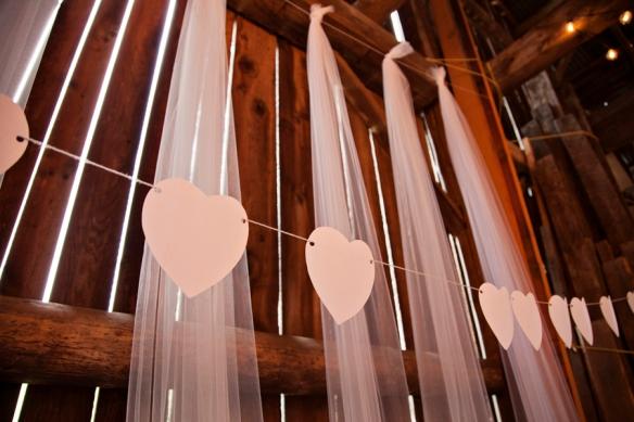 wedding decor haliburton barn