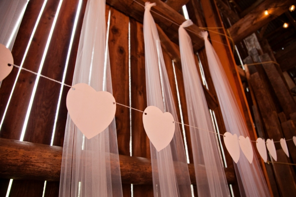 wedding decor haliburton barn